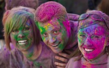 Colored Holi 3 Some