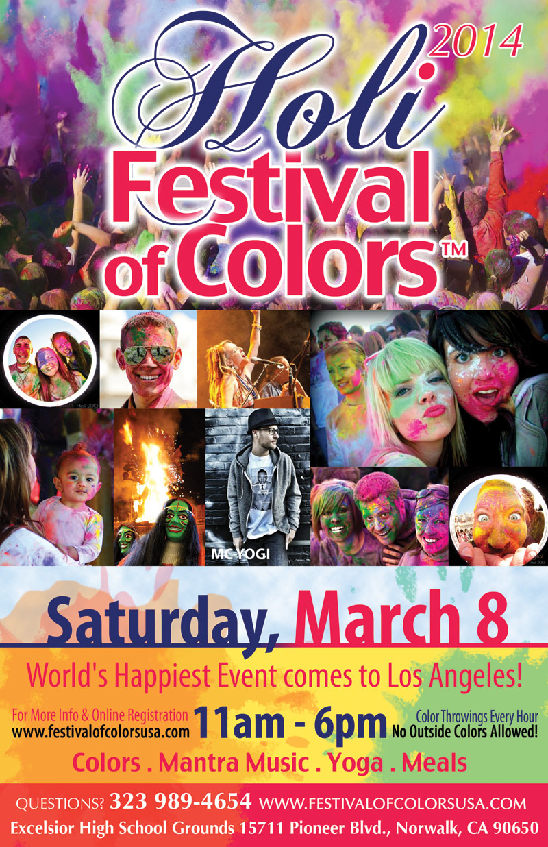 Norwalk Festival Of Colors