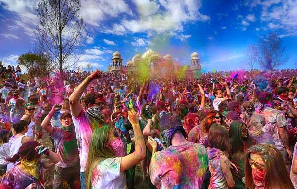 Sponsors Festival Of Colors Usa Celebration