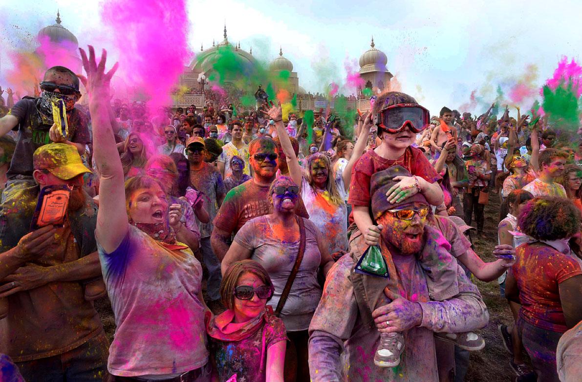 Calendar Holi : Color festival utah salt lake my